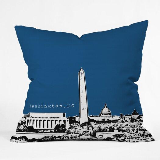 DENY Designs Bird Ave Washington Indoor/Outdoor Throw Pillow