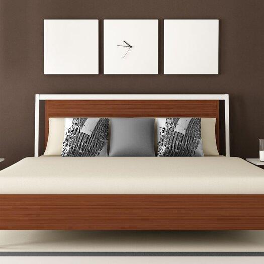 DENY Designs CityFabric Inc. NYC Midtown Throw Pillow