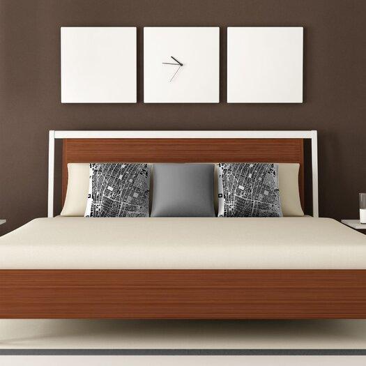 DENY Designs CityFabric Inc. NYC Throw Pillow