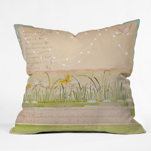 DENY Designs Cori Dantini Horizontal Throw Pillow