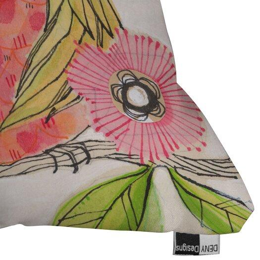 DENY Designs Cori Dantini Miss Goldie Throw Pillow