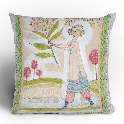 DENY Designs Cori Dantini Small Truths Throw Pillow