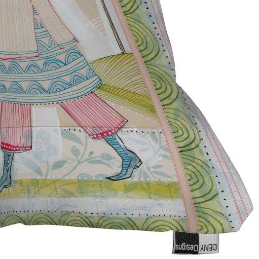 DENY Designs Cori Dantini Small Truths Indoor/Outdoor Throw Pillow