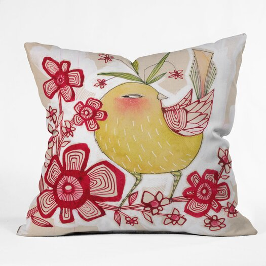 DENY Designs Cori Dantini Sweetie Pie Throw Pillow