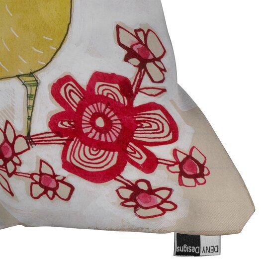 DENY Designs Cori Dantini Sweetie Pie Indoor/Outdoor Throw Pillow