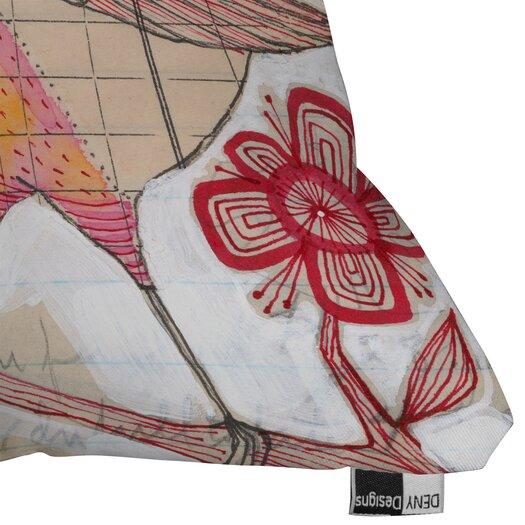 DENY Designs Cori Dantini Wee Lass Indoor/Outdoor Throw Pillow
