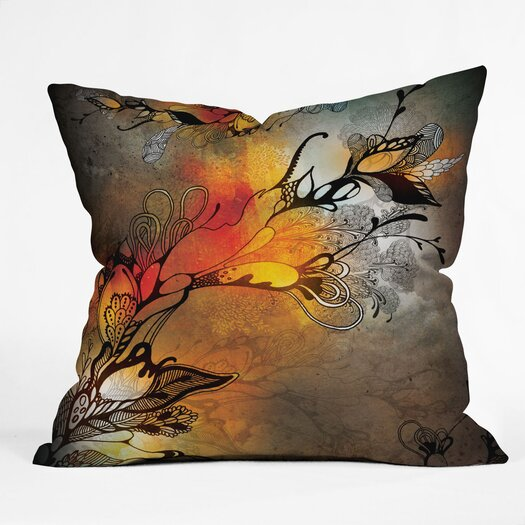 DENY Designs Iveta Abolina Before the Storm Indoor/Outdoor Throw Pillow