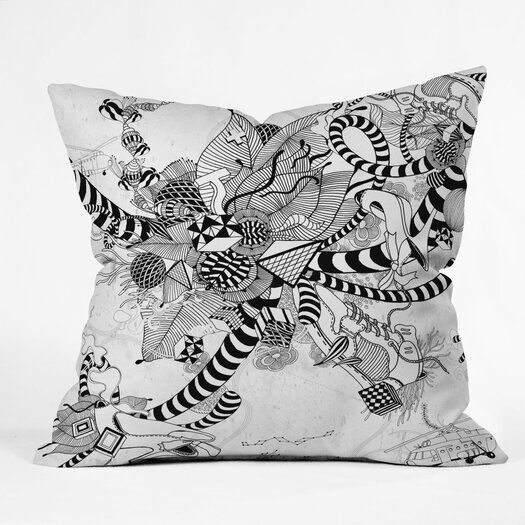 DENY Designs Iveta Abolina Play Indoor/Outdoor Throw Pillow