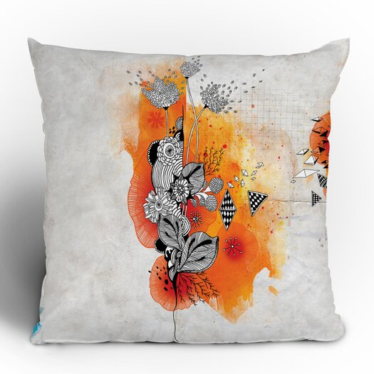 DENY Designs Iveta Abolina Forbbiden Thoughts Throw Pillow