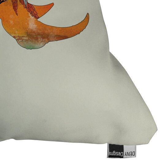 DENY Designs Iveta Abolina Rhino Indoor/Outdoor Throw Pillow
