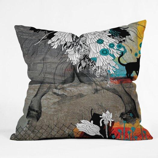 DENY Designs Iveta Abolina Stay Awhile Throw Pillow