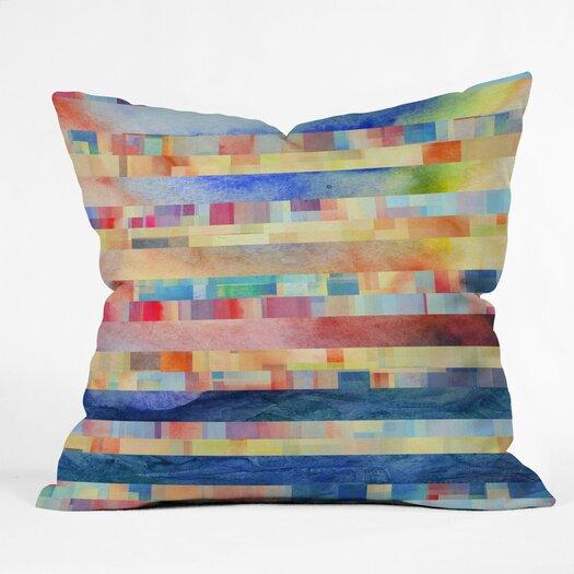 DENY Designs Jacqueline Maldonado Amalgama Indoor/Outdoor Throw Pillow