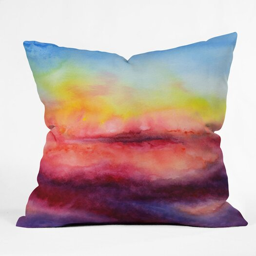 DENY Designs Jacqueline Maldonado Kiss of Life Throw Pillow