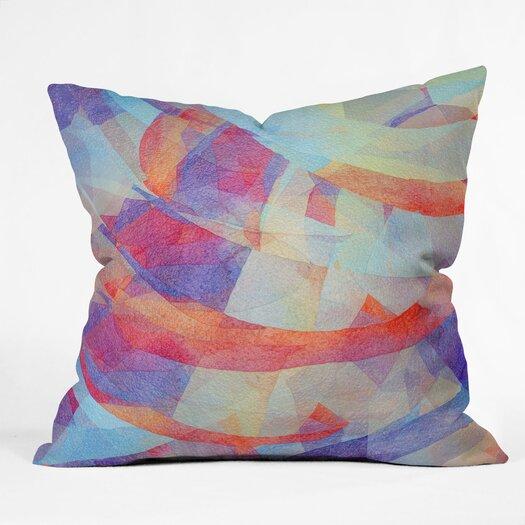 DENY Designs Jacqueline Maldonado New Light Indoor/Outdoor Throw Pillow