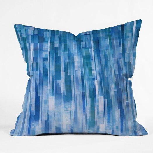 DENY Designs Jacqueline Maldonado Rain Indoor/Outdoor Throw Pillow