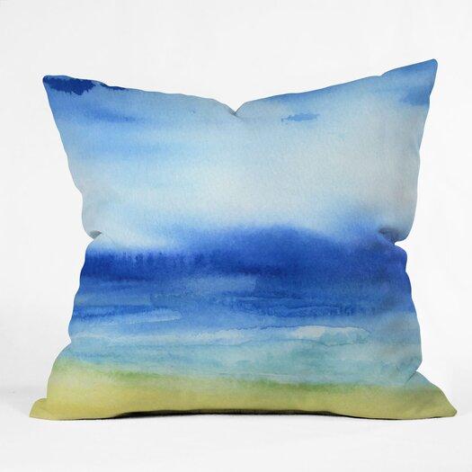 DENY Designs Jacqueline Maldonado Sea Church Indoor/Outdoor Throw Pillow
