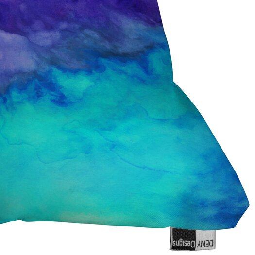 DENY Designs Jacqueline Maldonado the Sound Throw Pillow