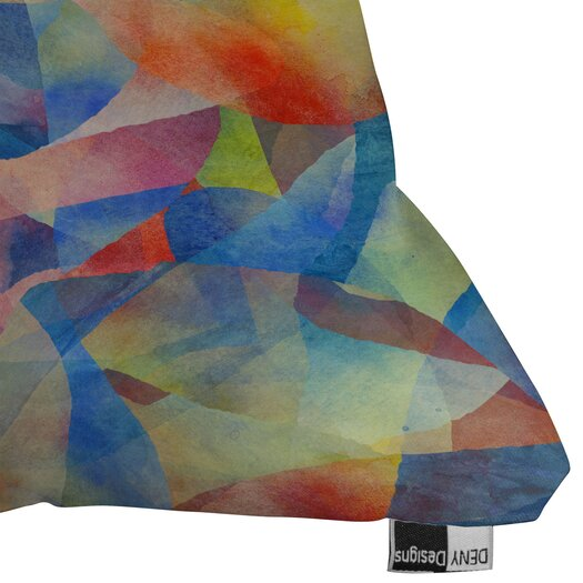 DENY Designs Jacqueline Maldonado This Is What Your Missing Indoor/Outdoor Throw Pillow