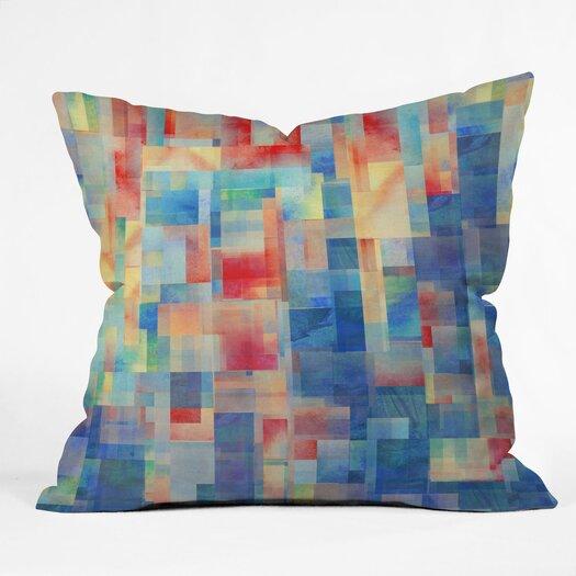 DENY Designs Jacqueline Maldonado Torrentremix Throw Pillow