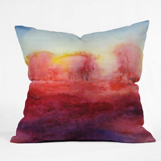 DENY Designs Jacqueline Maldonado Where I End Throw Pillow