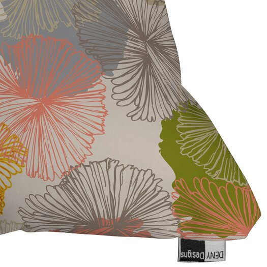 DENY Designs Khristian A Howell Bryant Park 6 Indoor/Outdoor Throw Pillow