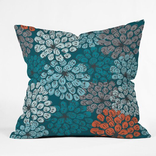 DENY Designs Khristian A Howell Gardens 3 Indoor/Outdoor Throw Pillow