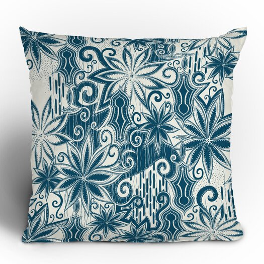 DENY Designs Khristian A Howell Moroccan Mirage 1 Throw Pillow