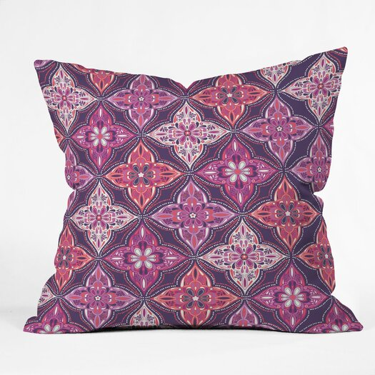 DENY Designs Khristian A Howell Provencal 5 Throw Pillow