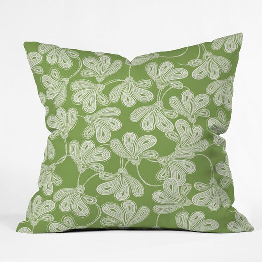 DENY Designs Khristian A Howell Provencal Thyme Indoor/Outdoor Throw Pillow