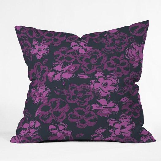 DENY Designs Khristian A Howell Russian Ballet Throw Pillow