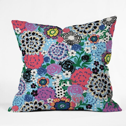 DENY Designs Khristian A Howell Valencia 1 Indoor/Outdoor Throw Pillow