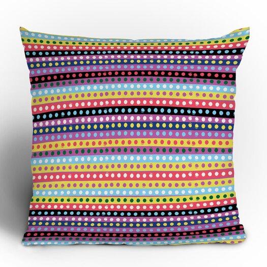DENY Designs Khristian A Howell Valencia 4 Throw Pillow