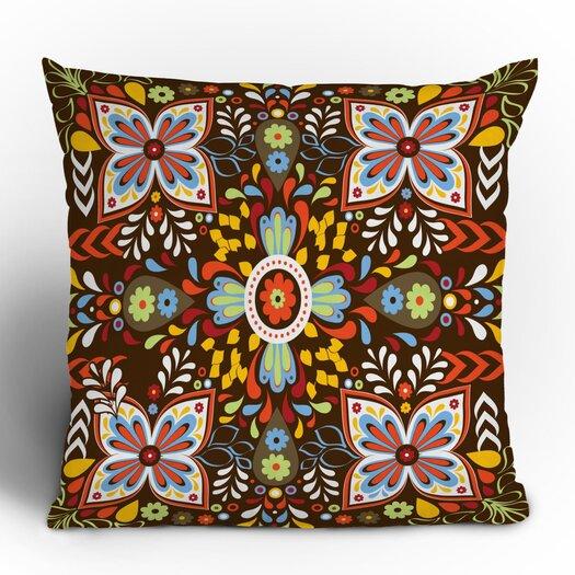 DENY Designs Khristian A Howell Wanderlust Throw Pillow