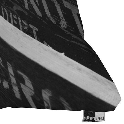 DENY Designs Leonidas Oxby 7 Chances Do Ya Feel Lucky Indoor/Outdoor Throw Pillow
