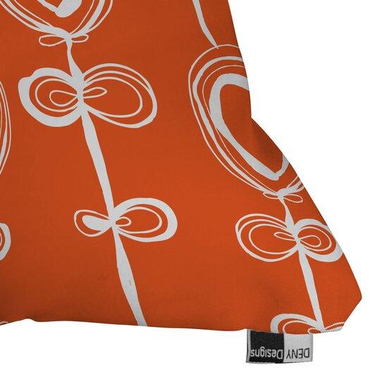 DENY Designs Rachael Taylor Contemporary Indoor/Outdoor Throw Pillow