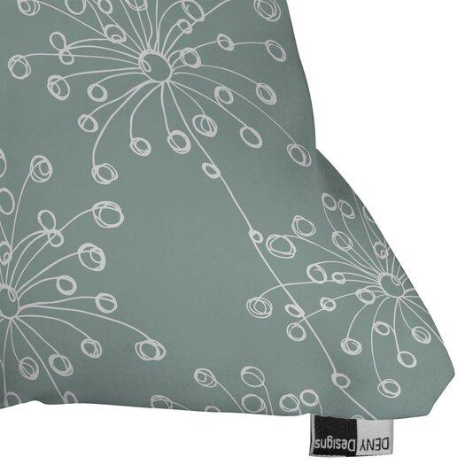 DENY Designs Rachael Taylor Quirky Motifs Throw Pillow