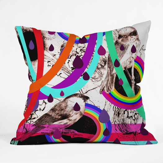 DENY Designs Randi Antonsen Luns Box 7 Indoor/Outdoor Throw Pillow
