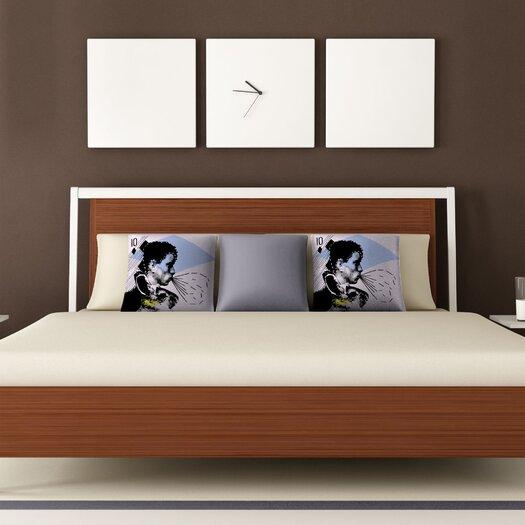 DENY Designs Randi Antonsen Poster Hero 1 Throw Pillow