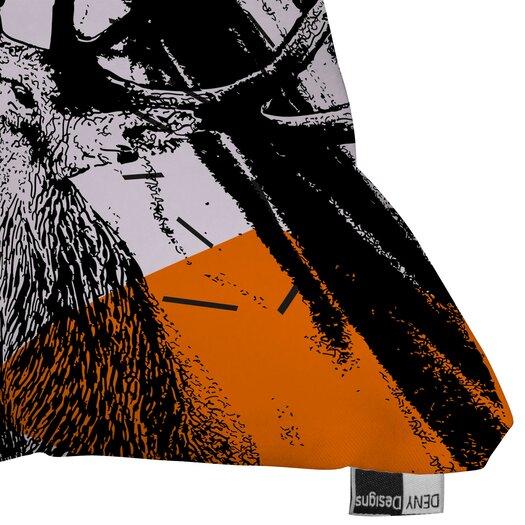 DENY Designs Randi Antonsen Poster Hero 3 Throw Pillow