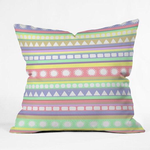 DENY Designs Romi Vega Indoor/Outdoor Throw Pillow