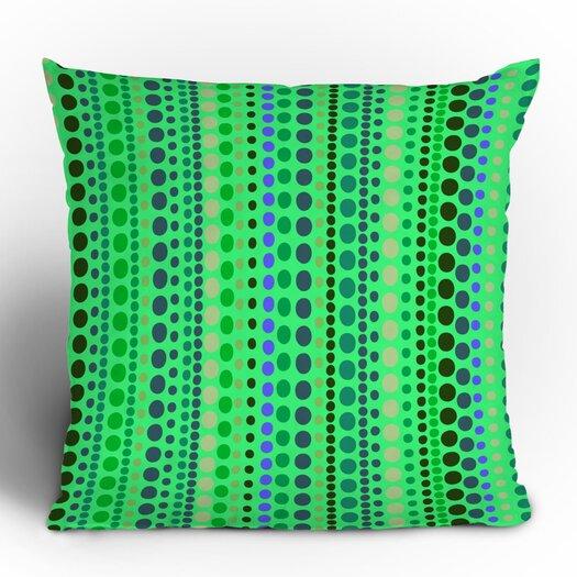DENY Designs Romi Vega Retro Throw Pillow