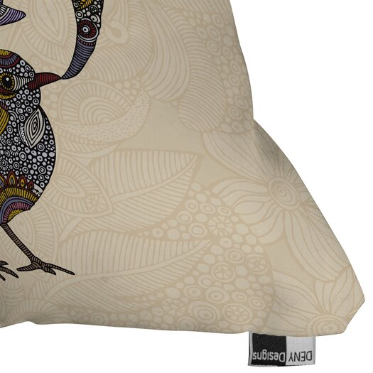 DENY Designs Valentina Ramos 3 Kings Indoor/Outdoor Throw Pillow