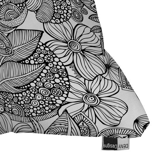 DENY Designs Valentina Ramos Doodles Indoor/Outdoor Throw Pillow