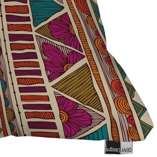 DENY Designs Valentina Ramos Ethnic Stripes Throw Pillow