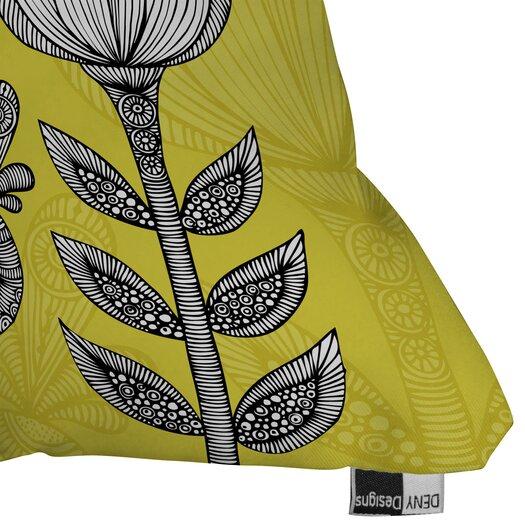 DENY Designs Valentina Ramos Garden Throw Pillow