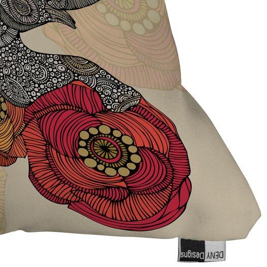 DENY Designs Valentina Ramos Rosebud Throw Pillow