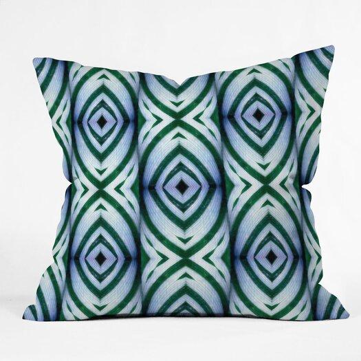 DENY Designs Wagner Campelo Maranta Indoor/Outdoor Throw Pillow