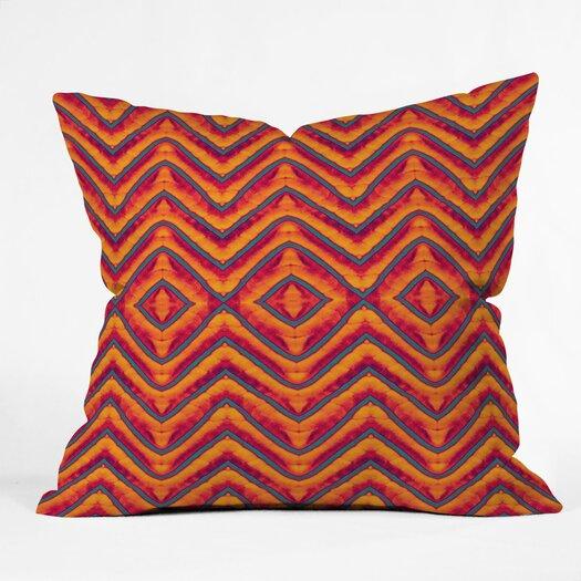 DENY Designs Wagner Campelo Sanchezia 1 Indoor/Outdoor Throw Pillow