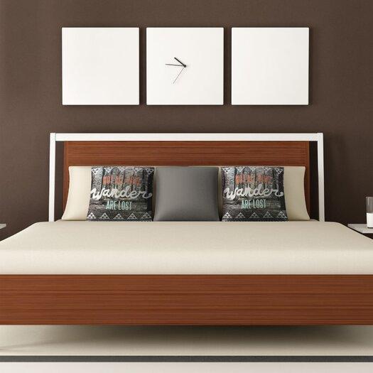 DENY Designs Wesley Bird Wander Throw Pillow