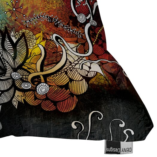 DENY Designs Iveta Abolina Frozen Dreams Indoor/Outdoor Throw Pillow